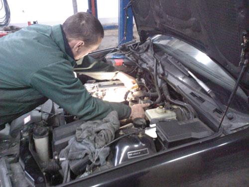 """SP A0094  AutoServisas """"Autoservisas Panevėžyje """"Juodasis Jaguaras"""""""""""